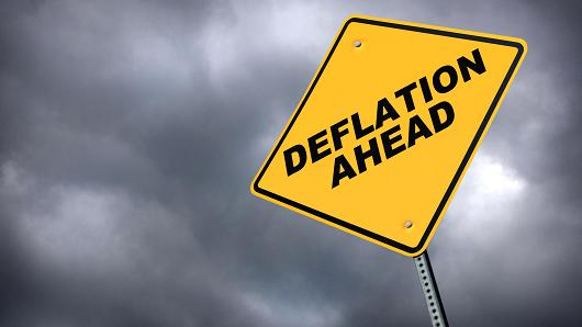 deflation bresil