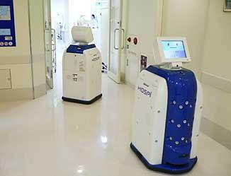 hospi-robot-matsushita