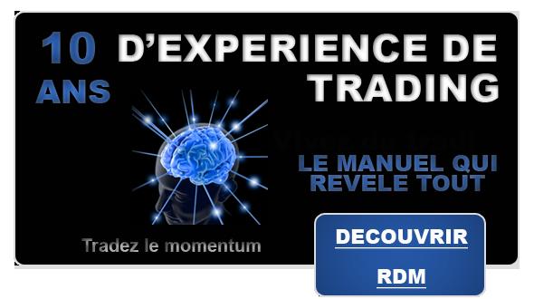 RDMV4 Récente étude   Le momentum des actions...ca marche