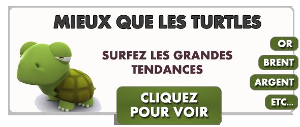TurtlesV1 Une turtle au coté de Georges Soros