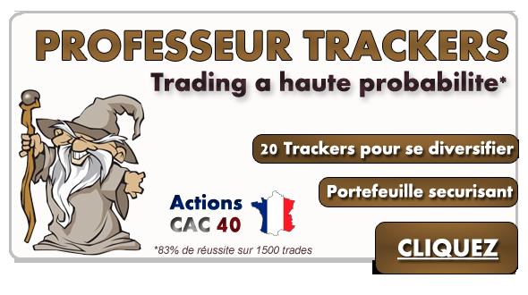 Sepcial Professeur Tracker2 Le portefeuille de rêve