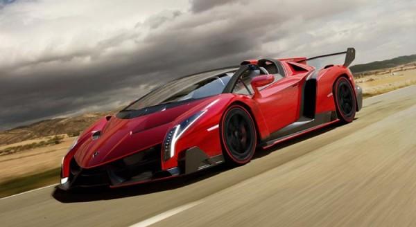 Lamborghini-Veneno-Roadster 3 530 000