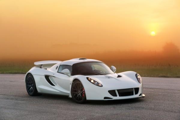 Hennessey Venom GT-White-02