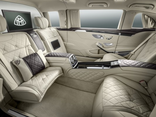 MercedesMaybachS600PullmanInterior