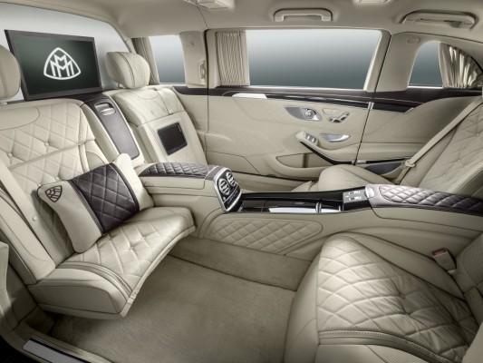 MercedesMaybachS600PullmanInterior