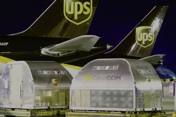 CloudDDM hub UPS