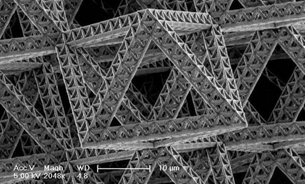 Nano structure Caltech