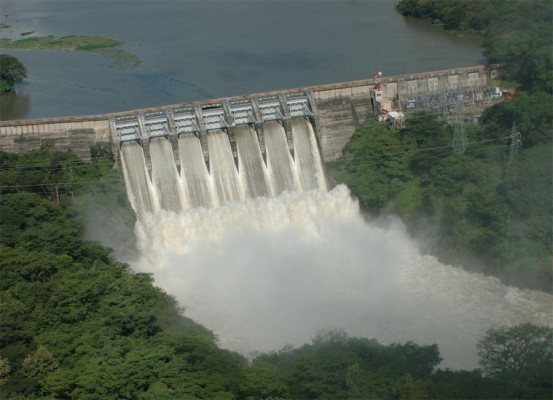 Pirrís Hydro Electric Power Plant  The tallest dam 371 feet in Central America 134 megawatts