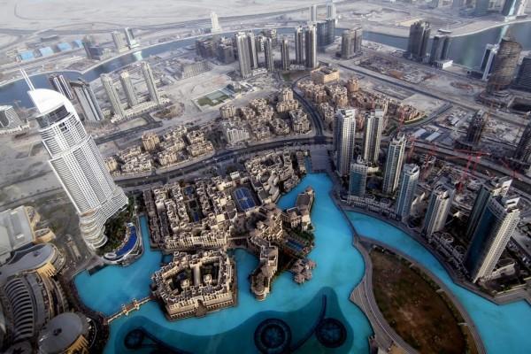 restaurant-plus-haut-monde-At.mosphere-Burj-Khalifa-Dubai-Vue