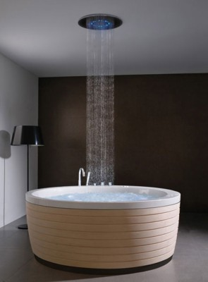 Bathroom-stunning-rain-shower