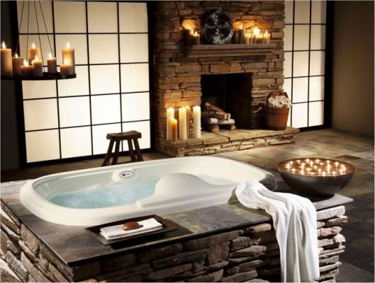 Cool-modern-stone-bathroom-690x522