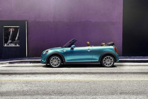 Salon LA mini convertible