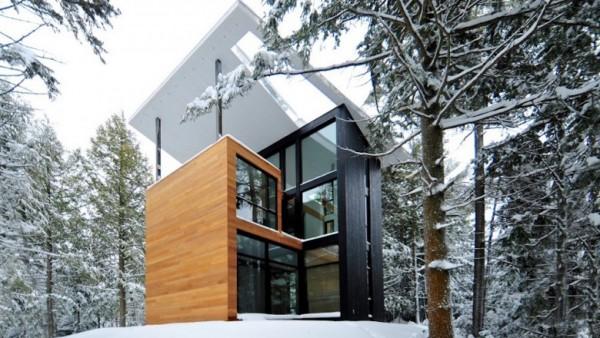 Sculptural-House