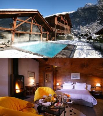 ou-skier-le hameau albert 1er    chamonix