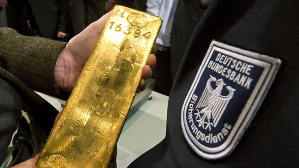Bundesbank-gold-bar