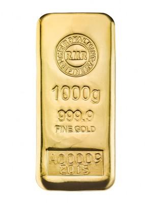 Royal Mint 1 kg gold bar