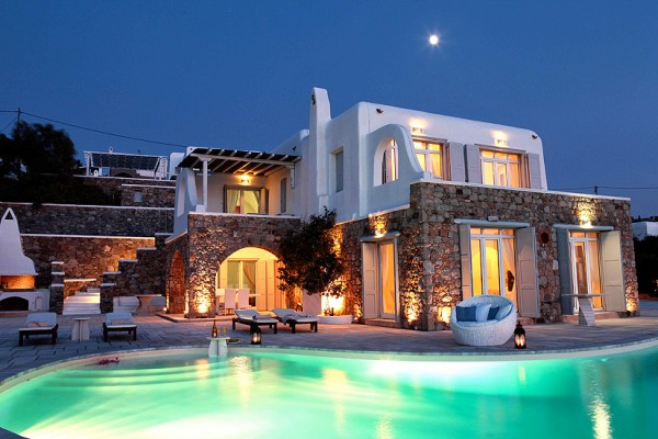 Greece-Mykonos-Villa
