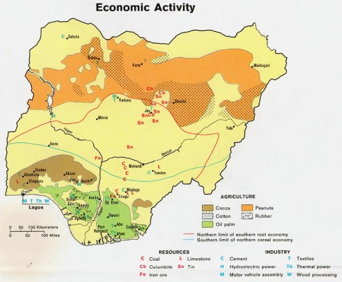 Nigeria econ 1979