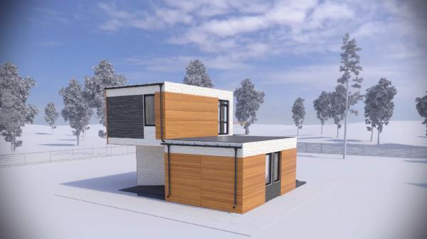 ZhuoDa 3D House