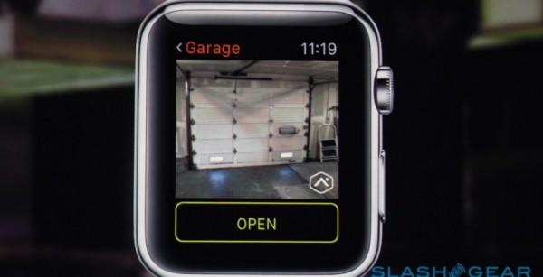 Apple HomeKit iWatch