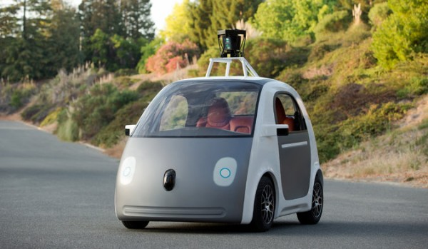 Self-Driving-Car Google