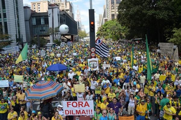 crise brésil