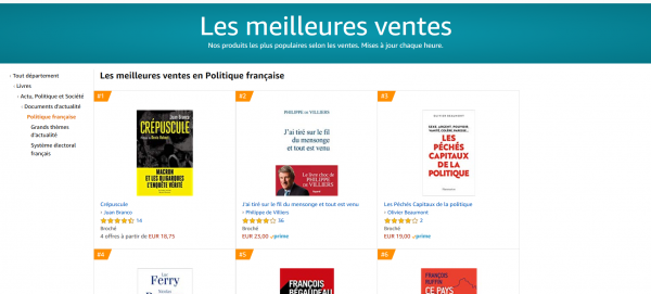 Screenshot 2019-03-25 Amazon fr Les meilleures ventes