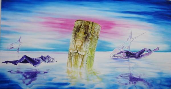 Beyond the_stone_Gilbert_Kieffer