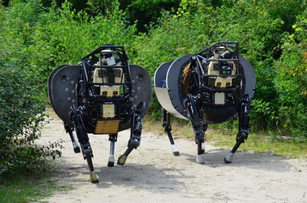 war robot boston dynamiX