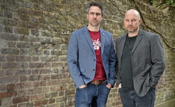 Crowdcube co-founders Luke Lang and Darren Westlake