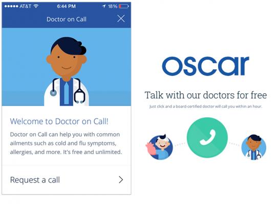oscar app