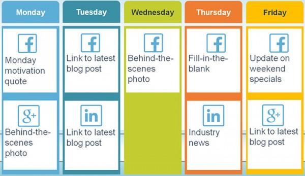 Calendar-social-media