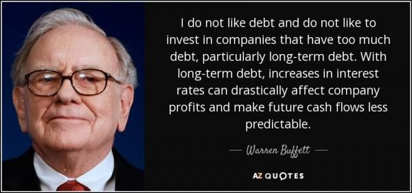-debt-warren-buffett