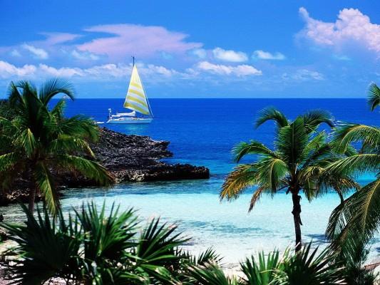 Bahamas Paysage