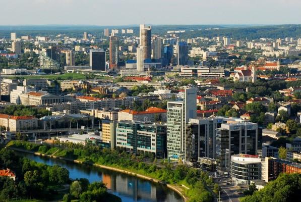 Vilnius city