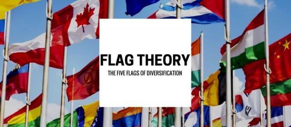 théorie des 5 drapeaux pour les expatriés