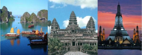 Passer sa retraite au Vietnam, Cambodge ou Thaïlande