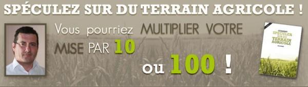 speculer sur_du_terrain_agricole