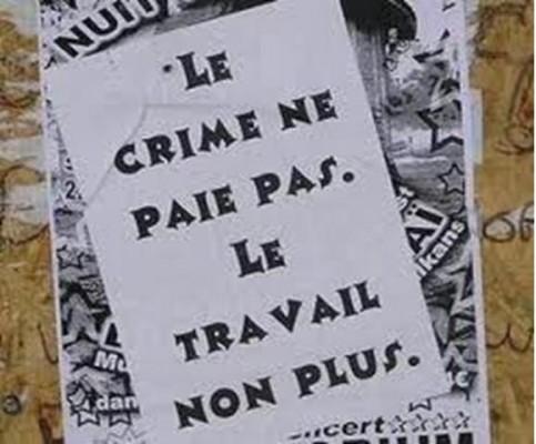 crime travail