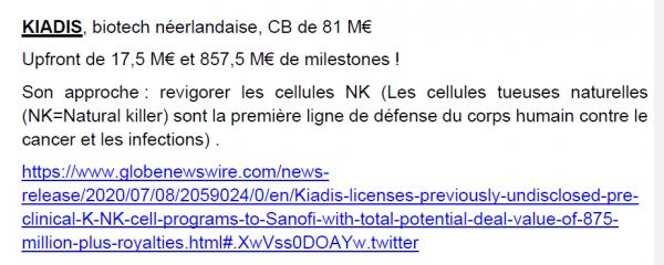 KDS extrait newsletter pdf
