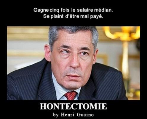 hontectomie by henri guaino
