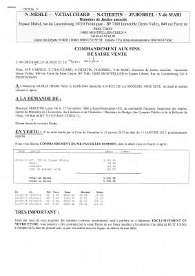 Cmdt 3.400€