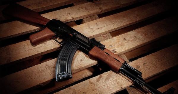 AK-47. Image d'illustration
