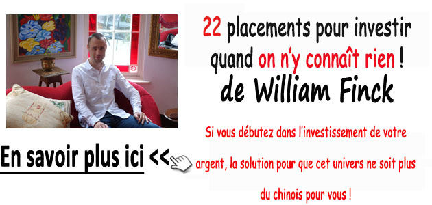 william-22 placements pour investir